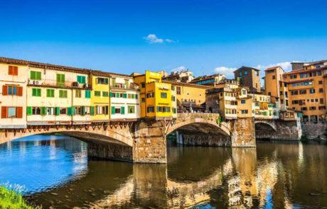 Florencie - Ponte Vecchio © pandionhiatus3