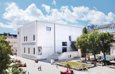 Leopold Museum © Leopold Museum, Vienna, Photographed by: Julia Spicker